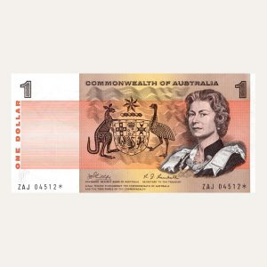 Front of Banknote 1