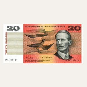 Front of Banknote 3
