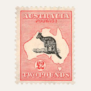 Two Pounds Stamp